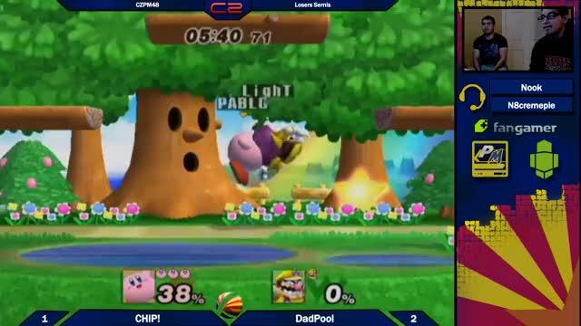 Kirby's dentures