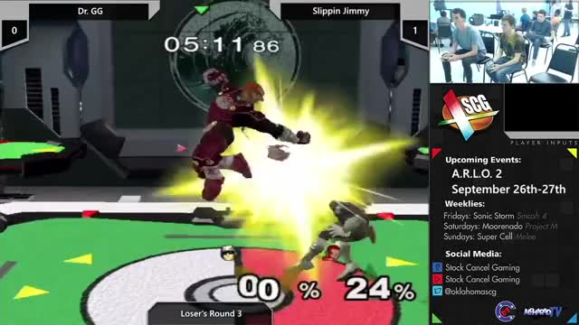 The Sexiest of F-Tilts [Captain Falcon]