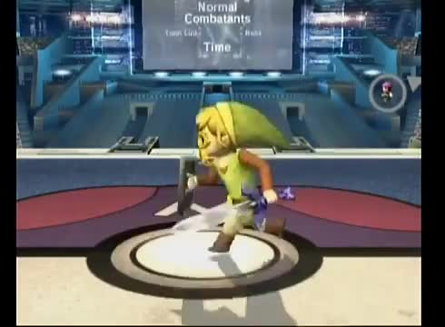 Tink CC Forward Smash is now a new taunt?