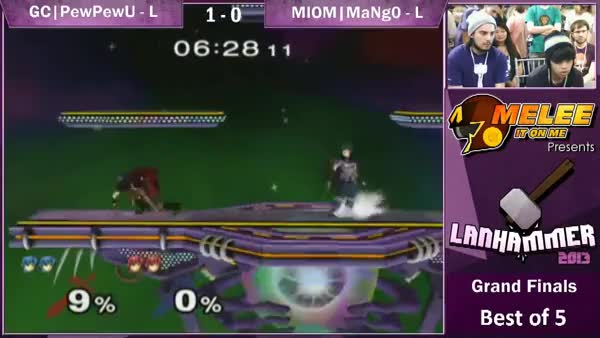 [Marth] PewpewU combos tipper into tipper.