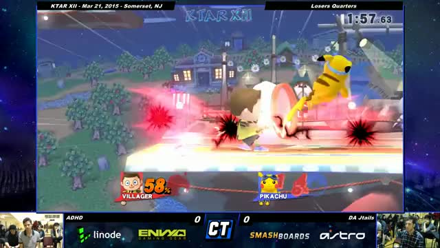 Despite Villager shenanigans, setups like this show why ADHD is a world class player