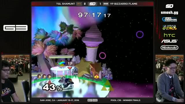 Bizarro Flame destroys an unlucky Sheik on stream