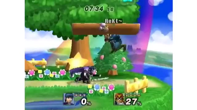 How To Make Something Out of Nothing Feat. Captain Falcon