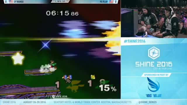 Mango quickly ends Plup's last stock
