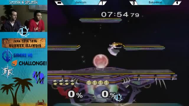 Darkrain's 4 second Zero to Death on Baka4moe