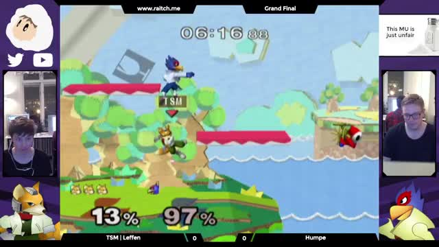 How to take two Leffen stocks with Falco's best move