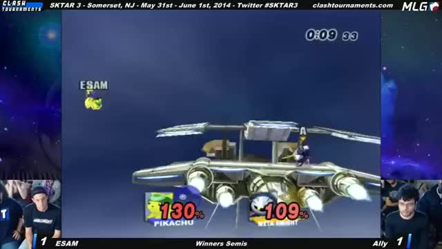 ESAM's clutch win against Ally at SKTAR 3