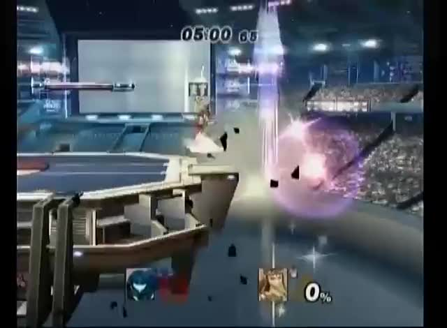 samus's 0 to death combo by donkos
