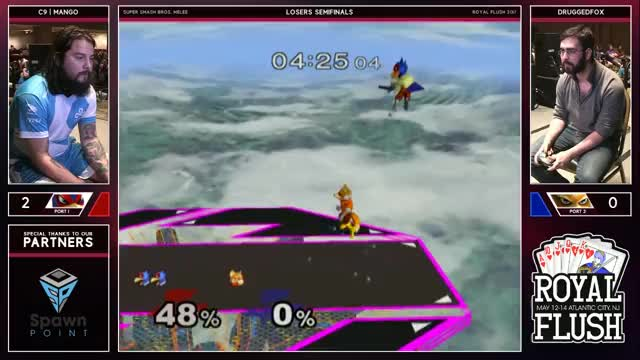 Mang0 finishes his comeback