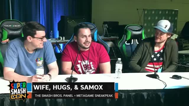 m2k wants to be Hugs' favorite player