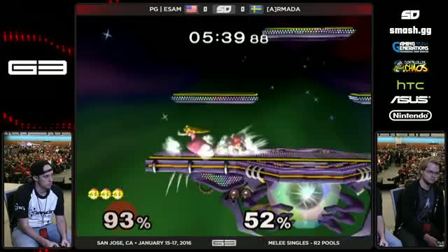 Armada's powershield is too good