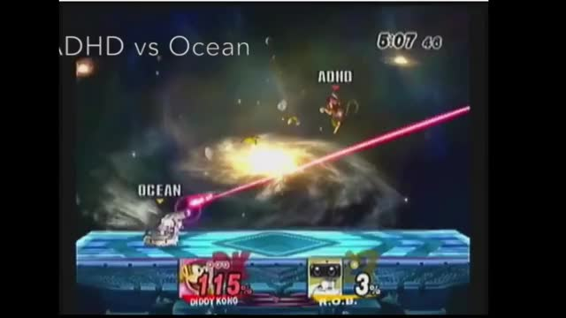 Amazing 3-death combo by ADHD on Ocean