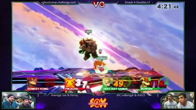 vaBengal & Ash23 Doubles Combo