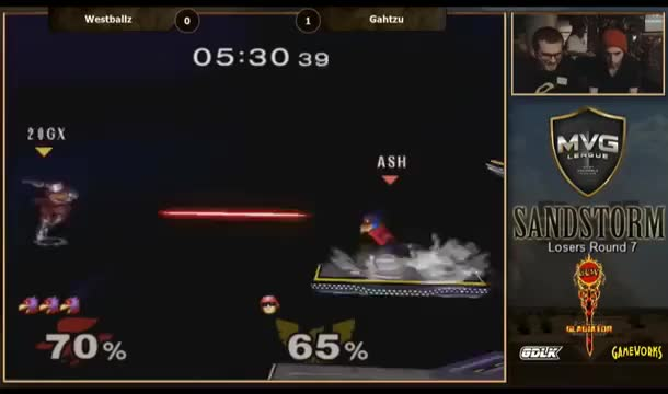 Gahtzu shows off some new 20GX tech vs Westballz