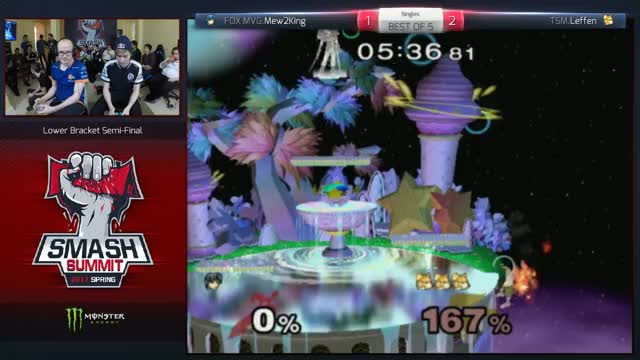 Leffen gives M2K a peek into the future of 20XX