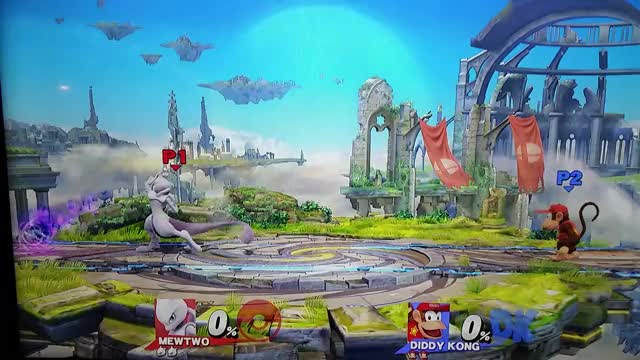 Mewtwo Shadow Ball Cancelling!