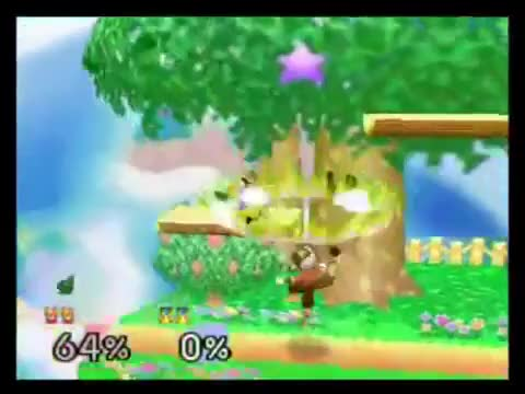 And you thought SSB64 was slow
