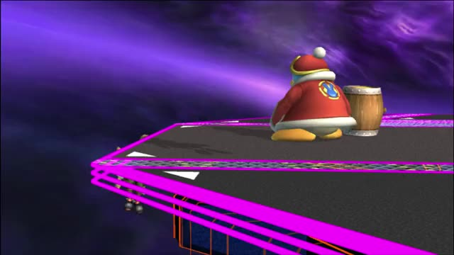 Dedede's Forward Smash Meteor