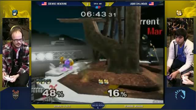 The infamous waterbottle stock from Chillin vs M2k