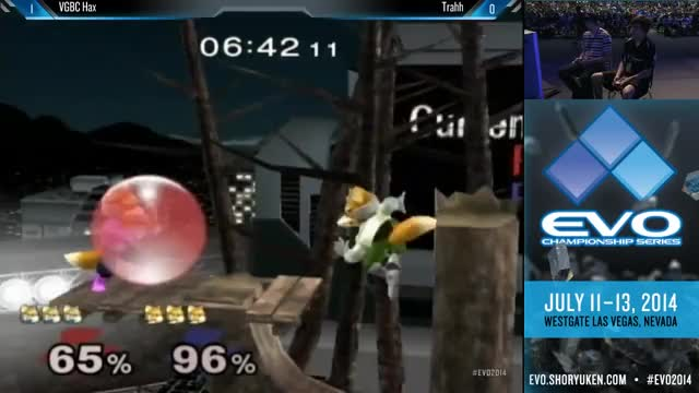 Hax with the Blue Light Special – Evo 2014