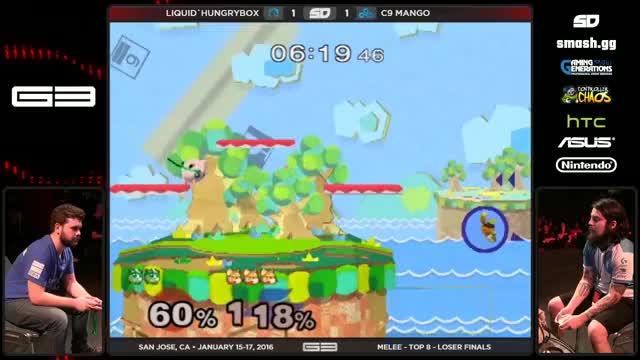 Mango shielddrop bair vs Hbox