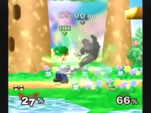 [Falcon] Off Stage Misfire Stomp To End The Match