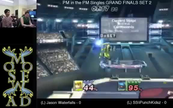 Sick double power shield from IPK and JasonWaterfalls