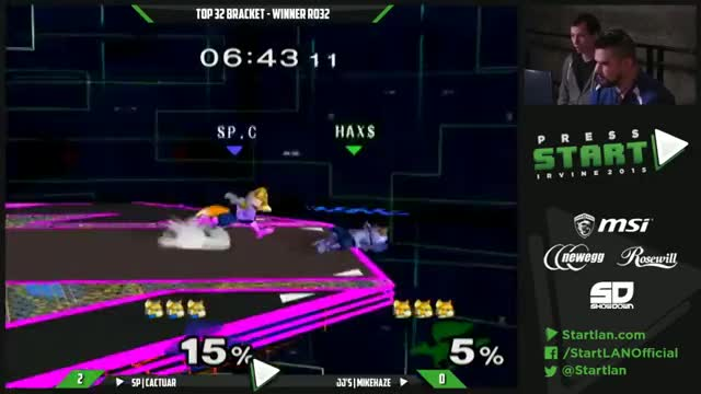 Cactuar surgically removes MikeHaze's Stock