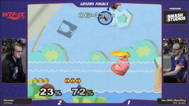 Mew2King demonstrating patience and precision