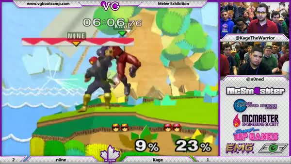Crazy Wild Sequence by n0ne on Kage in this Falcon Ditto
