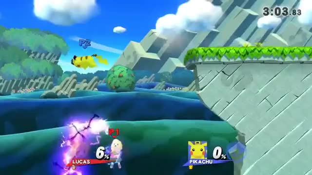 Probably the most jank Lucas kill out there