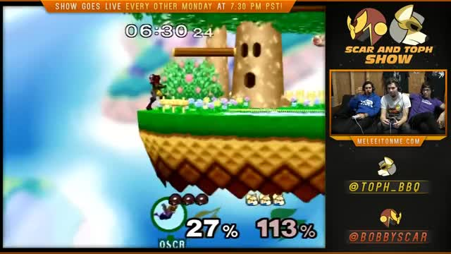 ScarFox vs Silent Sam Taunt To Get Bodied On The Scar And Toph Show