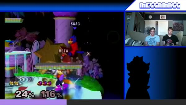 This is why I love Falco…