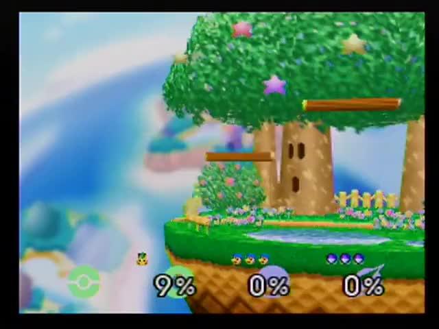 TEAMZ – Mario's UpB fun in the hitstun