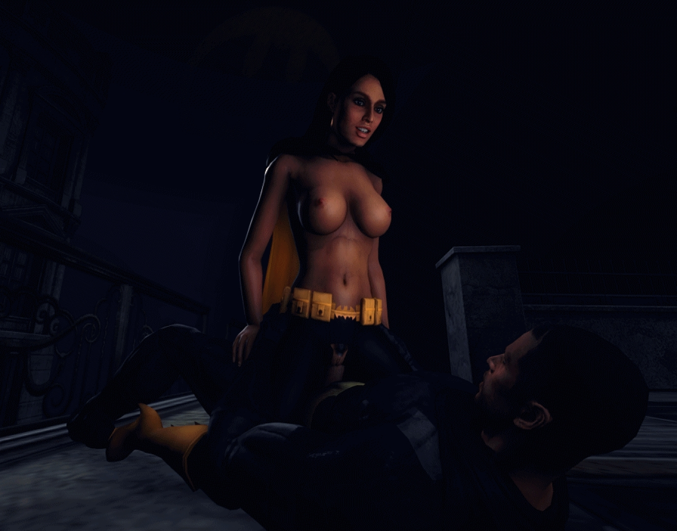 Mass effect ash porn exposed gallery
