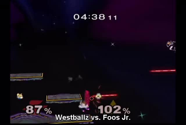 Just the Tip (Westballz vs. Foos Jr.)