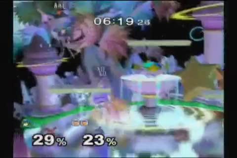 Arc experiencing Wobbles' grab-combos