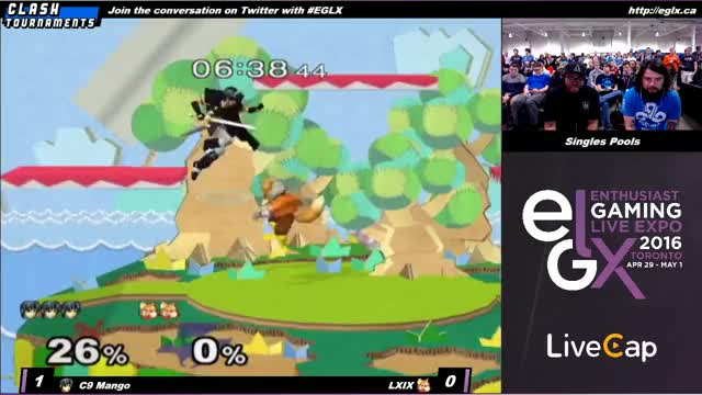 Mango's Marth is just silly