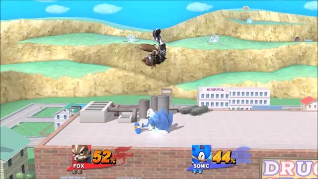 Sonic Fair pretty good tho