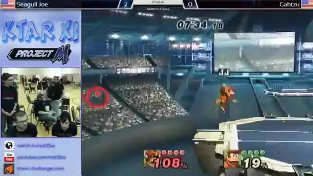 More Gahtzu because we don't see enough PM Falcon in big tournaments