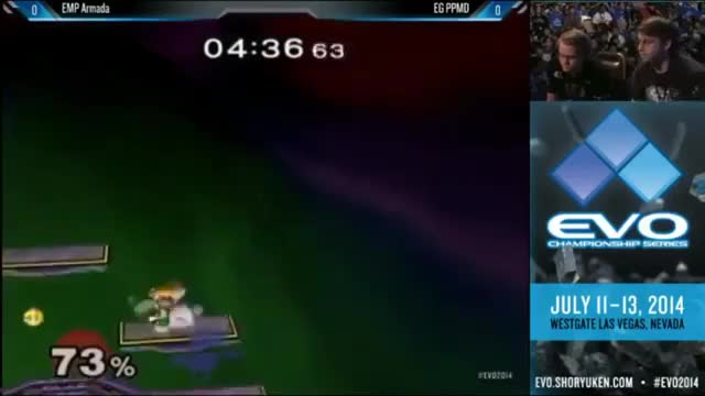 Armada steals the game from PPMD