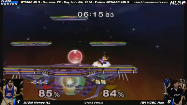 Mango's extra hard read on Hax at WHOBO