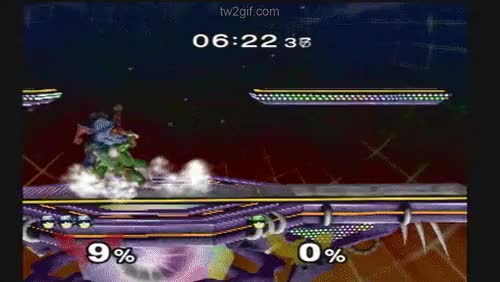 I love using Falcon's moonwalk.