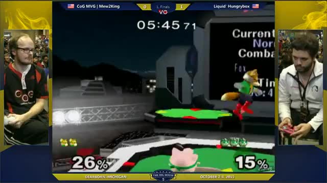 Brutal combo from Hungrybox