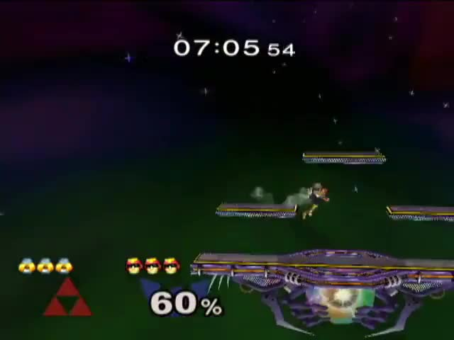 Crazy shield pressure from Plup vs. S2J at Genesis 3