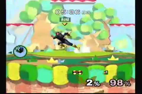 Falcon Mains: I encourage you to watch Mango's old Falcon Footage, and here's why