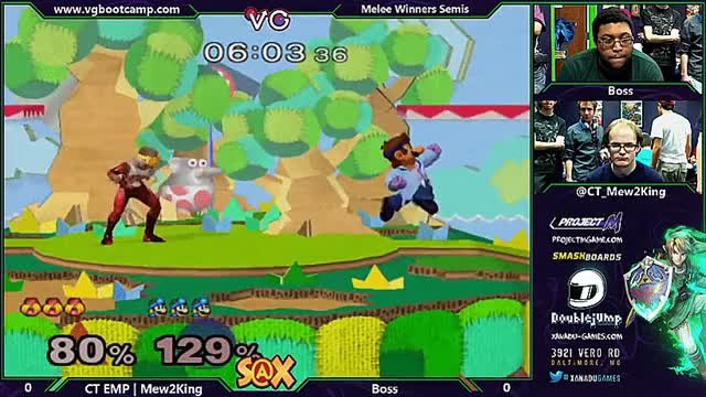 A good Doc is so entertaining (Boss vs. M2K)