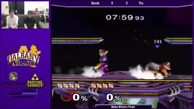 Perfect use of The Pedigree (Shine Upsmash)