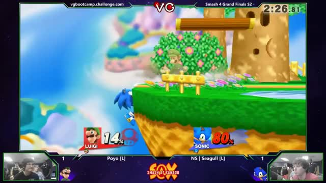 Poyo with the most legendary pop-off of all time (GIF)