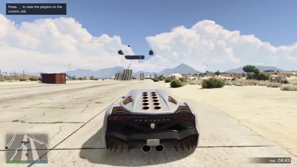 Couldn't believe I pulled this off. (X-post gtagifs) [GTAV]